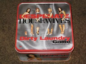 Desperate Housewives Dirty Laundry Game by Cardinal Industries