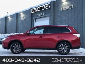 2015 Mitsubishi Outlander GT|AWD|7 SEATER|BACKCAM