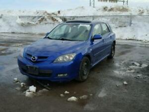 parting out 2007 mazda 3 full load incl leather