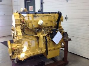 REBUILT CAT 6NZ ENGINE