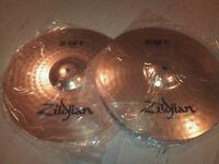 Hi hat Zildjian 14''