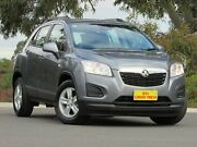 2015 Holden Trax TJ MY15 LS Grey 6 Speed Automatic Wagon Blair Athol Port Adelaide Area Preview