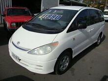 2002 Toyota Tarago ACR30R GLi White 4 Speed Automatic Wagon Plympton Park Marion Area Preview
