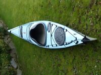 Superb Point 65 degree north x-lite kayak for sale