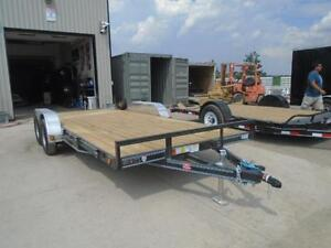 PJ CAR HAULER - 18' LONG QUALITY MADE TRAILER- YOUR LOWEST PRICE London Ontario image 6