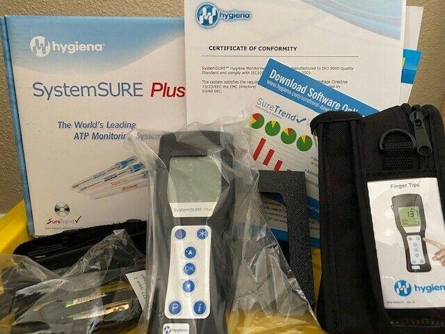 Hygiena SystemSure Plus Luminometer NEW - Open box