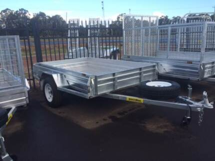 Box Trailers Single Axle Welshpool Canning Area Preview