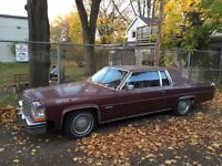 1982 Cadillac DeVille Coupe (2 door)