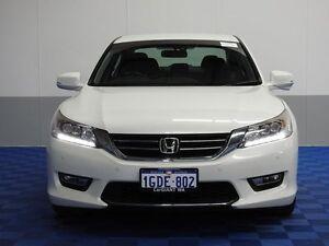 2013 Honda Accord 60 VTi-S White 5 Speed Automatic Sedan Jandakot Cockburn Area Preview