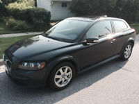 Volvo C30 Coupe 2.4i Auto - 94,000km - Low KM! $9800