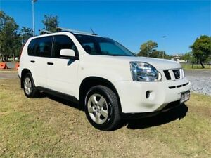 2009 Nissan X-Trail T31 MY10 ST (4x4) White 6 Speed CVT Auto Sequential Wagon Southport Gold Coast City Preview