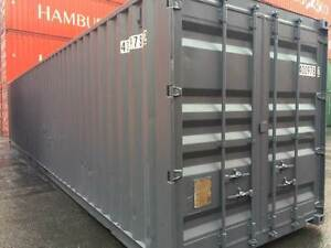 40ft Shipping Container Includes Delivery to Seymour Seymour Mitchell Area Preview