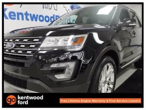2016 Ford Explorer XLT3.5L V6 4WD, NAV, heated leather seats, po