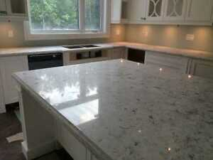 Quartz / Granite Countertops-Fast Service, High Quality