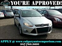 2012 Ford Focus SE $99 DOWN EVERYONE APPROVED