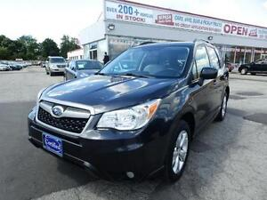 2014 Subaru Forester AWD  BACK UP CAMERA NO ACCIDENTS ONTARIO
