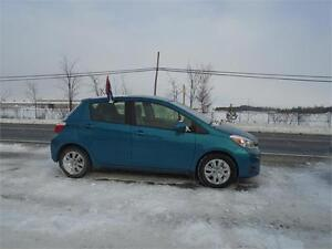 """2013 Toyota Yaris """"LE""""-ONE OWNER-NEW TIRES!"""