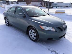 2007 Toyota Camry LE 4 CYL