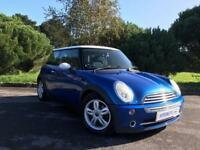 2005 MINI HATCH COOPER 1.6 (ONE FORMER KEEPER)