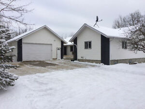 Acreage with Bungalow and Shop