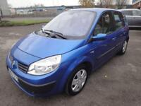LHD 2004 RENAULT SCENIC 1.9DCi 5 Door FRENCH REGISTERED