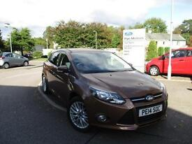 Ford Focus 1.0 ( 125ps ) EcoBoost 2014 Zetec