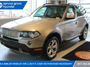 2010 BMW X3 X3 LEATHER ROOF LOADED