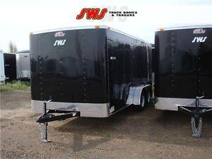 NEW 7X16 Cargo Mate Edmonton Edmonton Area image 2