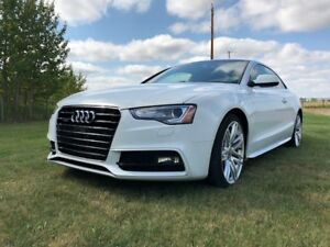 2015 Audi A5 AWD Coupe