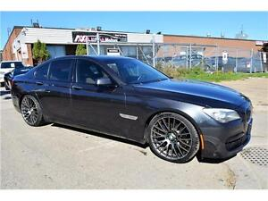 2011 BMW 750Li xDRIVE|M PACKAGE|HEADSUP|FULLY LOADED