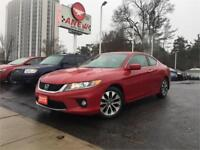 2013 Honda Accord Cpe EX-L w/Navi blind spot assist and more Kitchener / Waterloo Kitchener Area Preview