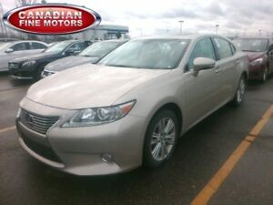 2014 Lexus ES 350 NAVI| BACK UP CAMERA| LEATER ROOF|CLEAN CAR PR