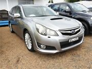 2010 Subaru Liberty B5 MY10 GT Premium Silver Sports Automatic Wagon Minchinbury Blacktown Area Preview
