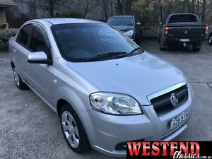 2006 Holden Barina TK Silver 5 Speed Manual Sedan Lisarow Gosford Area Preview