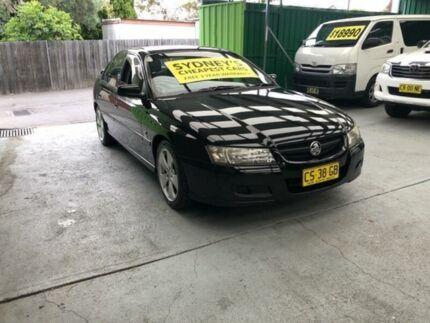 2004 Holden Commodore VZ Executive Black Automatic Sedan Croydon Burwood Area Preview