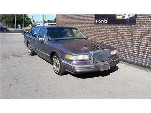1995 Lincoln Town