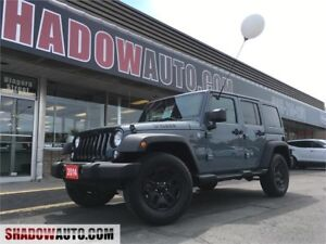 2014 Jeep Wrangler Unlimited Sport-4x4- APPROVED!