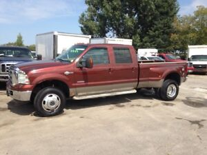 2005 Ford Super Duty F-350 DRW King Ranch