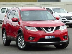 2015 Nissan X-Trail T32 ST-L X-tronic 2WD Red 7 Speed Constant Variable Wagon Sunbury Hume Area Preview