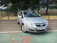 VAUXHALL CORSA 1.4 SE 5 DOOR 2010 *ONLY 48K MILES, FULL SERVICE HISTORY*