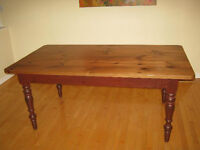 BEAUTIFUL HARVEST TABLE