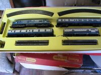TOY TRAIN SETS FROM £90 EACH LOCATION BEDFORD HORNBY TRI-ANG