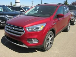 2017 Ford Escape SE LEATHER 4wd
