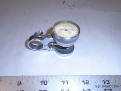 Machinist Tool Lathe Mill Machinist Starrett 170 Sheet Metal Indicator Gage