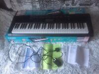 Casio LK-160 Key Lighting Keyboard