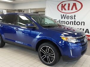 2013 Ford Edge SEL AWD 3.5L