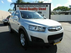 2011 Holden Captiva Series 2 CG Silver Auto Active Select Wagon Caboolture South Caboolture Area Preview