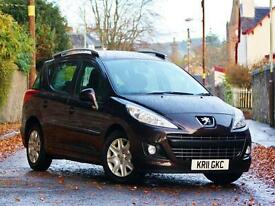 2011 PEUGEOT 207 SW 1.6 HDi 92 Active