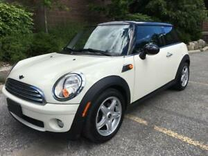 2010 Mini Copper, Auto,Certified