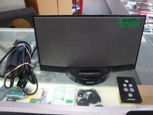 Bose sound dock digital music system with rempte